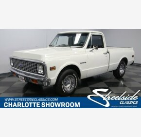 1972 Chevrolet C/K Truck for sale 101096284